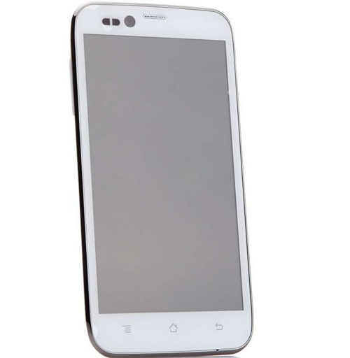 K-Touch W95 Smartphone Android 4.2 Broadcom 21663 Dual Core 1.0GHz 5.0 Inch 3G GPS -White