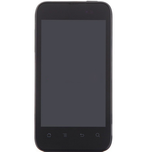 K-Touch W780 Smartphone Android 4.0 MSM8225 1.2GHz 4.0 Inch 3G GPS -Black