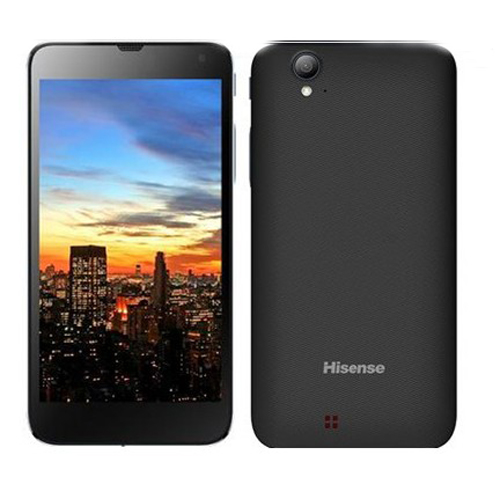 Hisense MIRA U970 Smartphone Android 4.2 MTK6589 Quad Core 5.0 Inch IPS Screen 3G GPS -Black