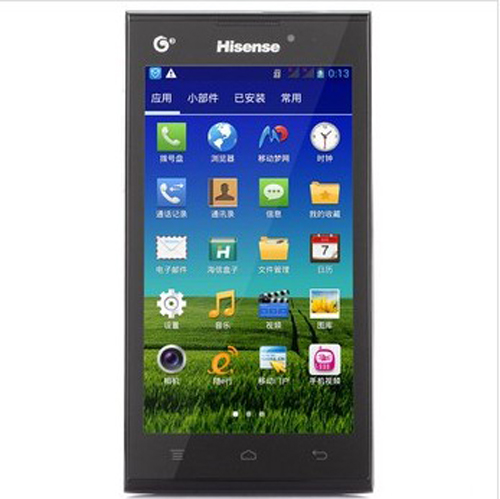 Hisense T959  Smartphone Android 4.2 MTK6589M Quad Core 4.5 Inch 3G GPS -Black