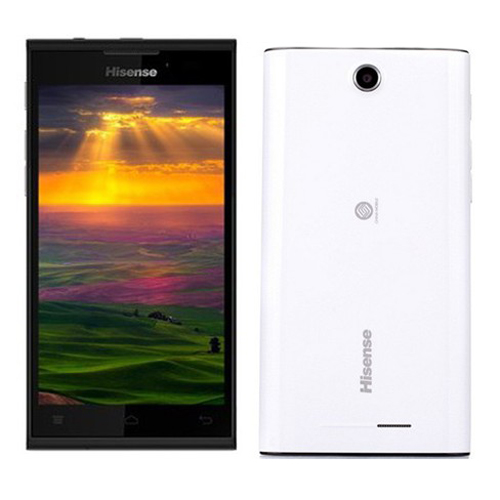 Hisense T959 Smartphone Android 4.2 MTK6589M Quad Core 4.5 Inch 3G GPS -White