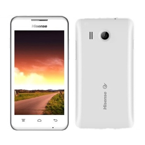 Hisense EG929 Smartphone Android 4.1 MSM8625 Dual Core 1.2GHz 4.0 Inch 3G GPS -White