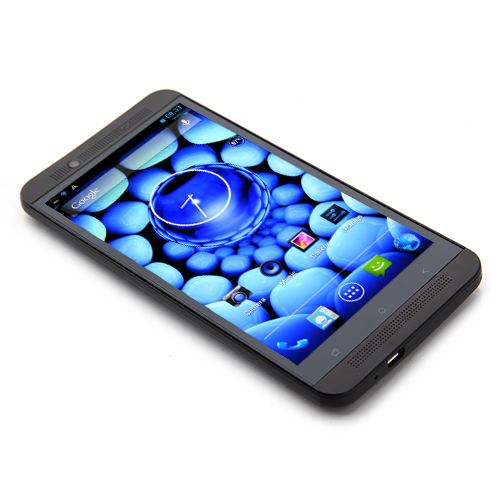 Used Star S6 Smartphone Android 4.2 MTK6589T 5.0 Inch HD OGS Screen OTG 3G- Black