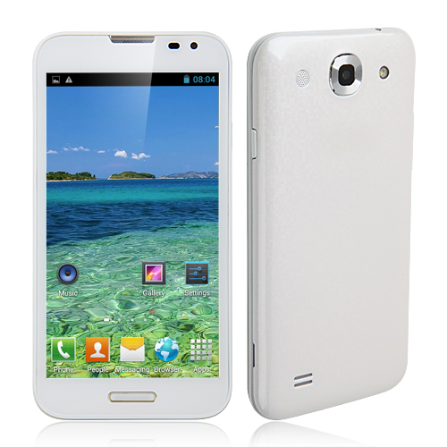 Brand New F240W Smartphone Android 4.2 MTK6582 Quad Core 1.3GHz 5.3 Inch 3G GPS