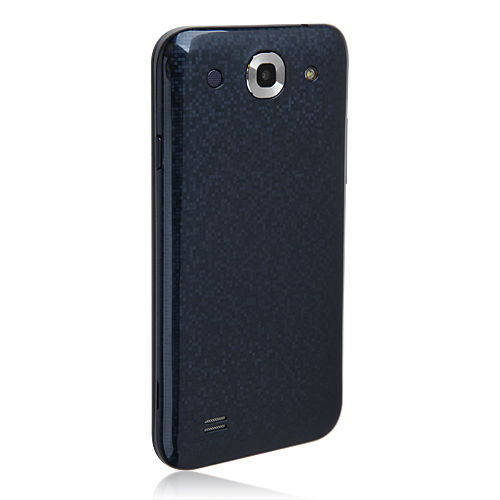 F240W Smartphone Android 4.2 MTK6582 Quad Core 1.3GHz 5.3 Inch 3G GPS Gesture Sensing -Dark Blue