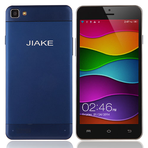 JIAKE X3s Smartphone MTK6592 2GB 16GB Android 4.2 OTG Air Gesture 5.0 Inch - Blue