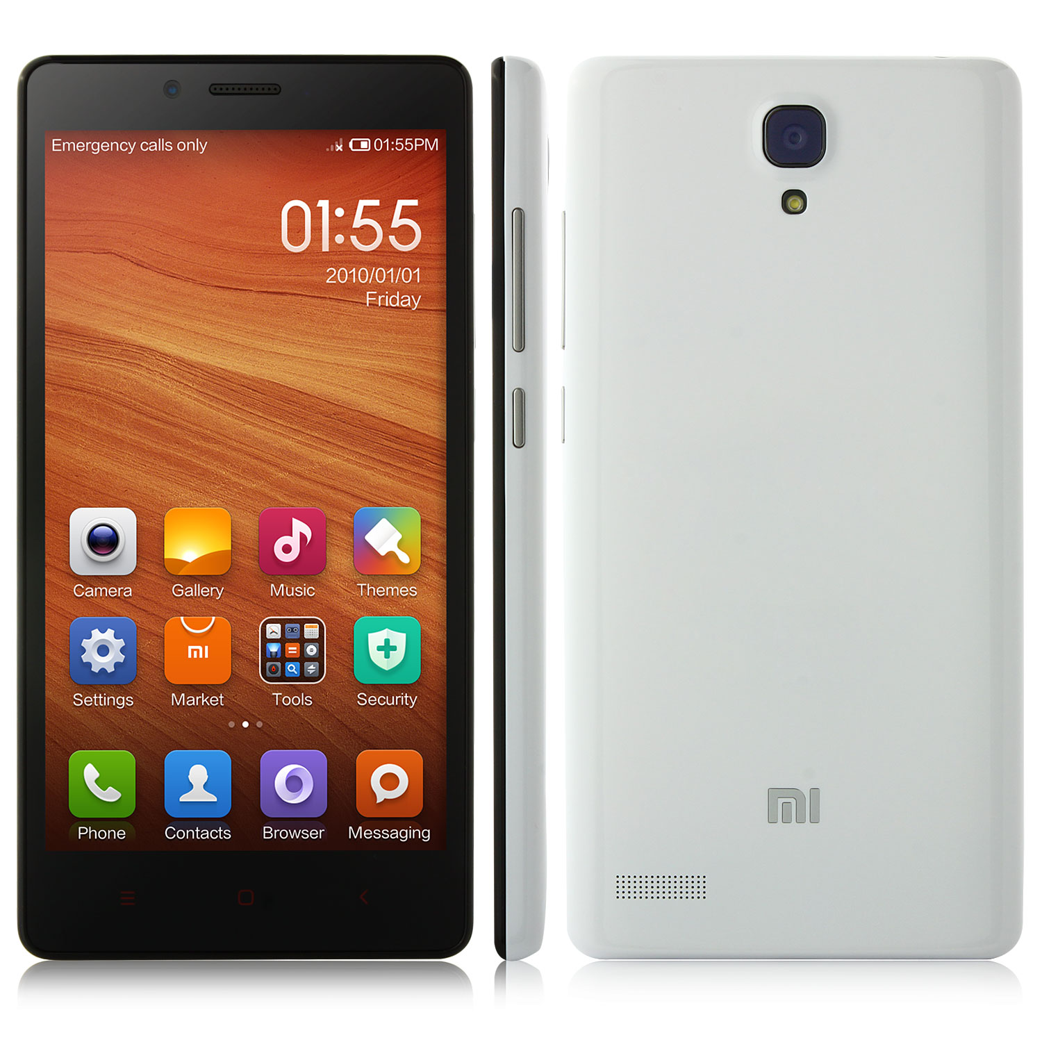 XIAOMI Redmi Note 4G LTE Snapdragon 400 1.6GHz 2GB 8GB 5.5 Inch HD IPS 13.0MP