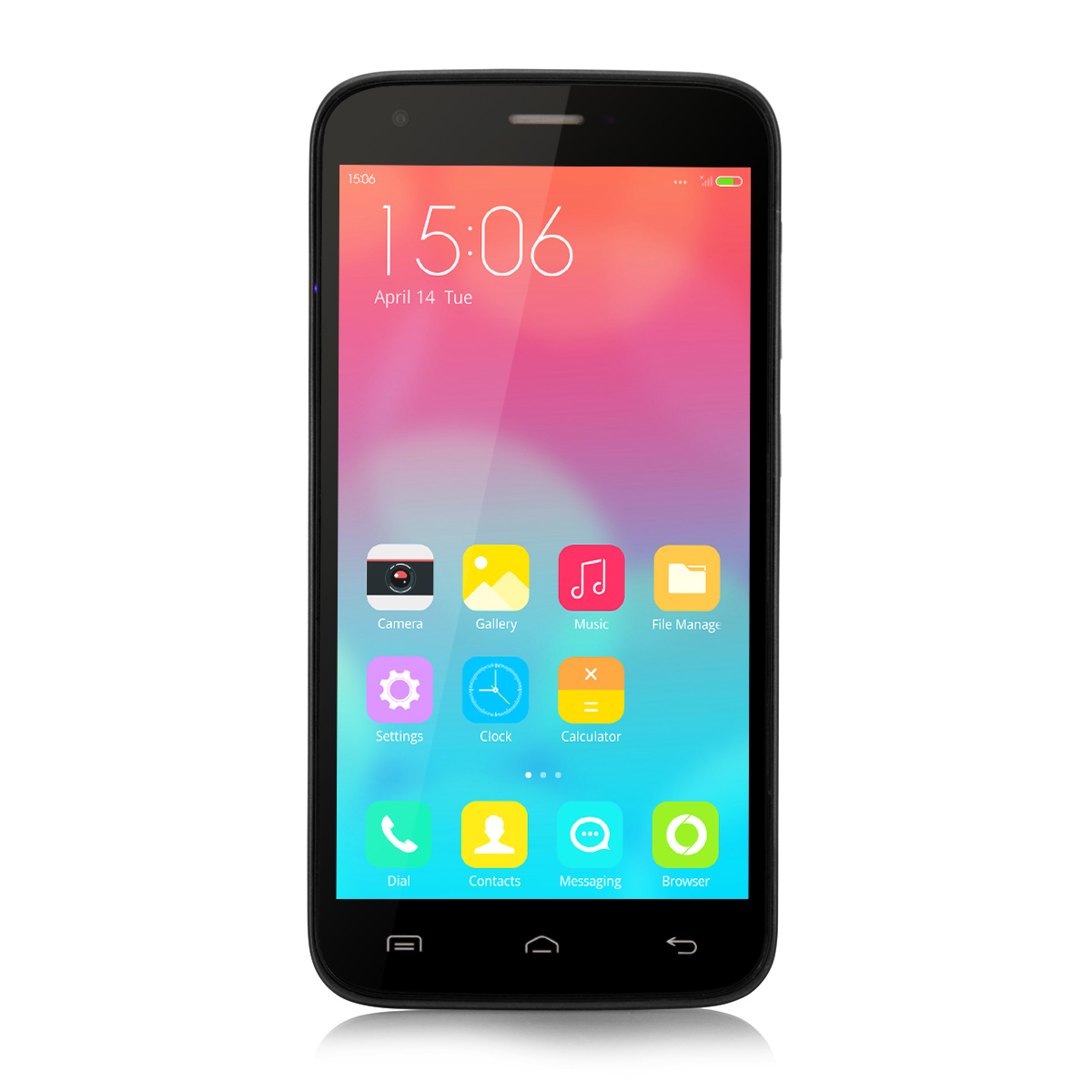 DOOGEE VALENCIA2 Y100 Smartphone Octa Core MTK6592 Android 4.4 5.0 Inch HD OGS OTG