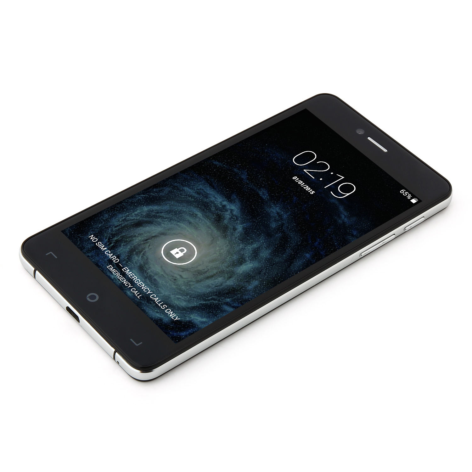 Elephone S2 Smartphone 5.0 Inch Dual Glass 4G 64bit MTK6735 Android 5.1 2GB 16GB