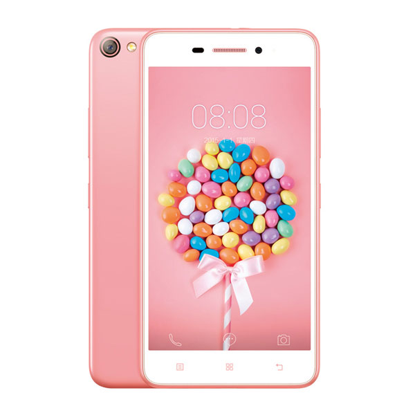 Lenovo S60W Smartphone 4G LTE 64bit Quad Core 2GB 8GB 5.0 Inch HD Screen 13.0MP Pink