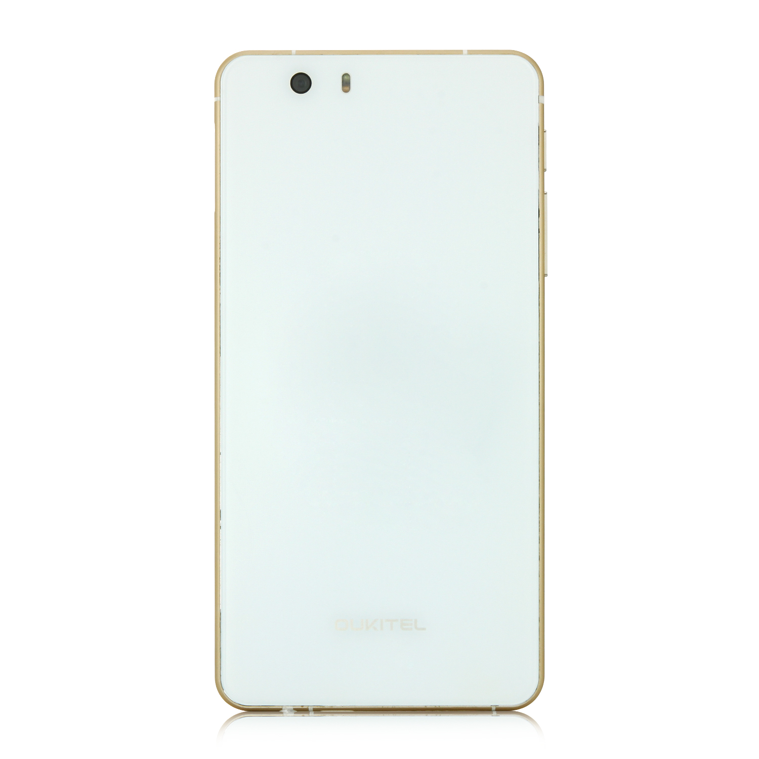 OUKITEL U9 Smartphone 5.5 Inch FHD Arc Screen 3GB 16GB MTK6753 Octa Core 4G LTE- White