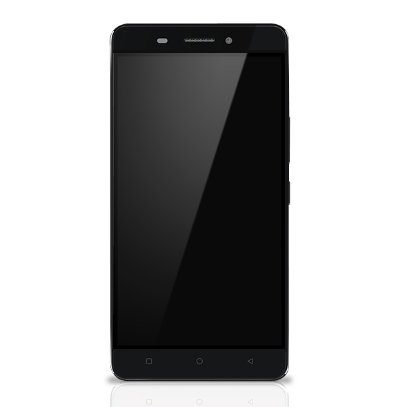 ulefone Power Smartphone 6020mAh Front Touch ID 5.5 Inch FHD 3GB 16GB MTK6753- Black