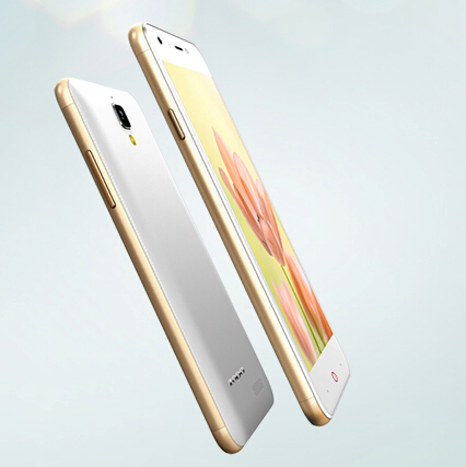 ZOPO ZP530 Smartphone 4G 64bit Quad Core 1.5GHz 5.0 Inch HD Screen Android 4.4- Golden