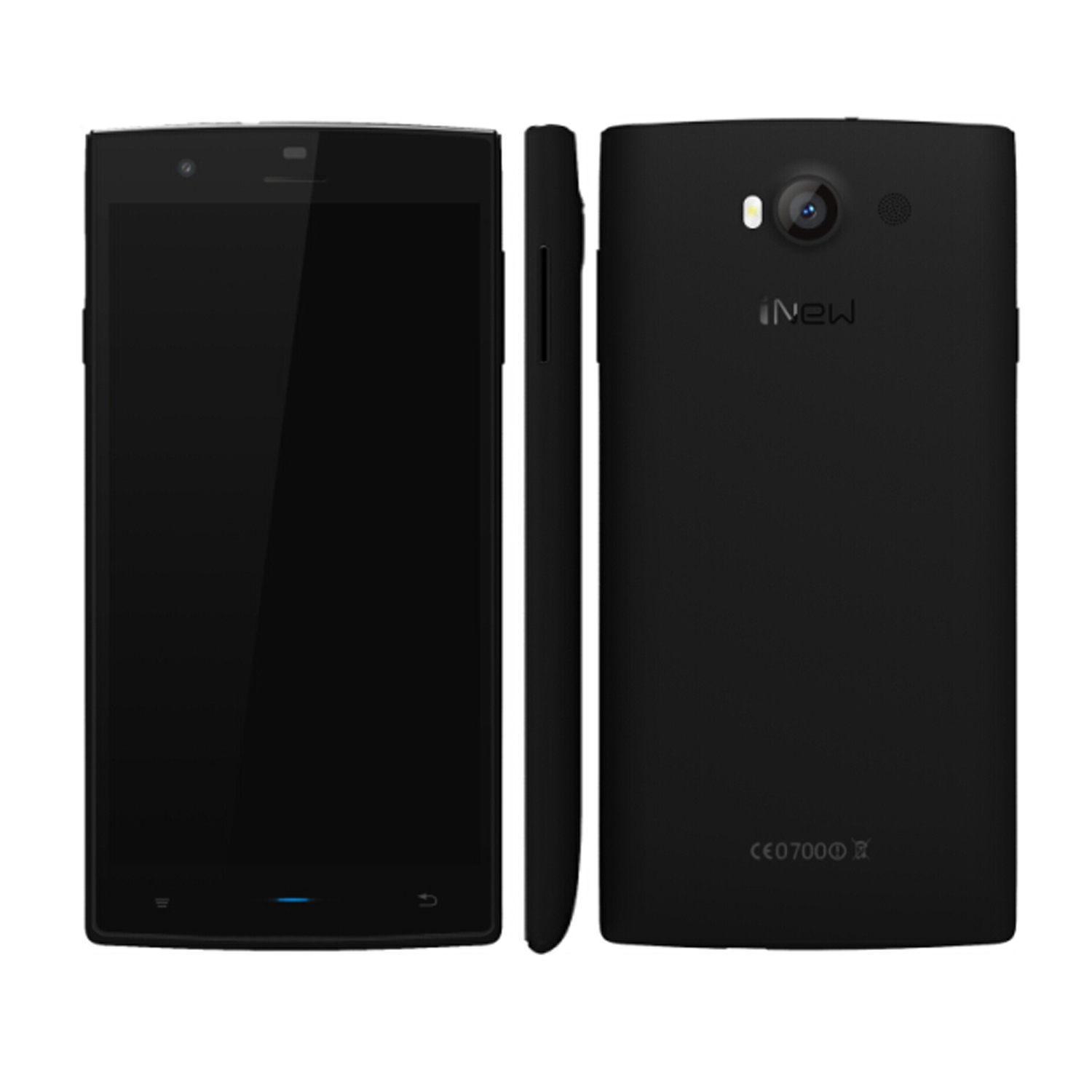 iNew V1 Smartphone Android 4.4 MTK6582 5.0 Inch 1GB 8GB 3G Black