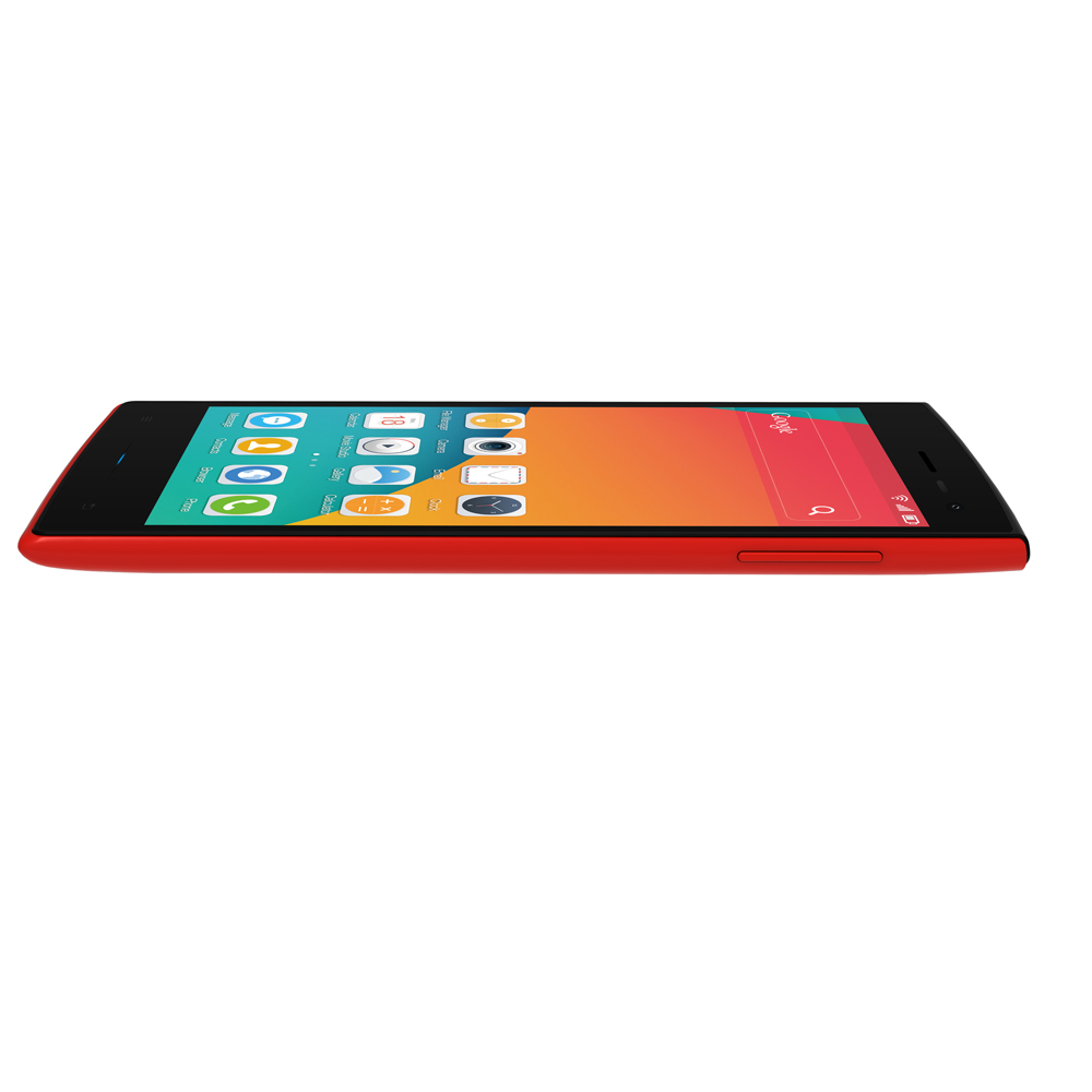 iNew V1 Smartphone Android 4.4 MTK6582 5.0 Inch 1GB 8GB 3G Red
