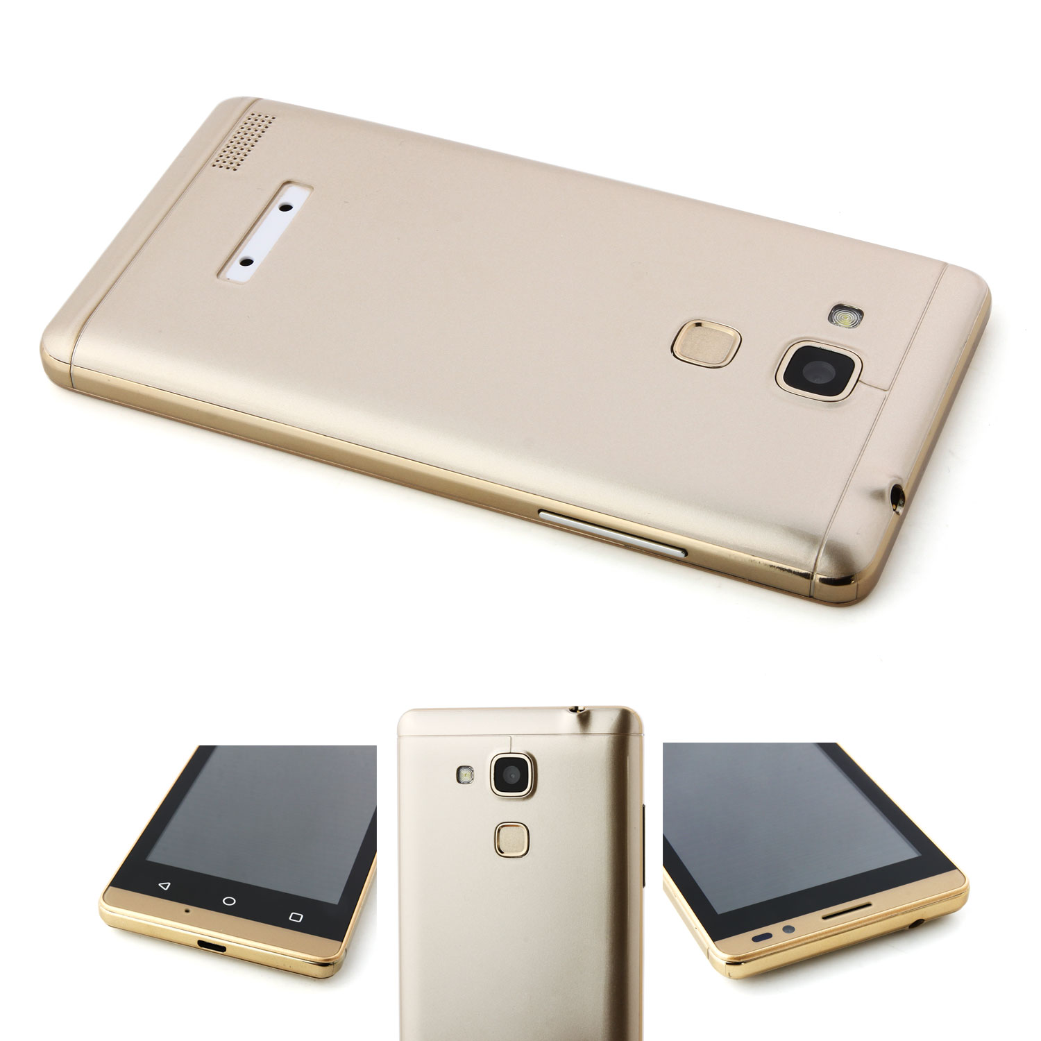 Tengda Q5 Smartphone Android 4.4 MTK6572W 4.0 Inch 3G Golden