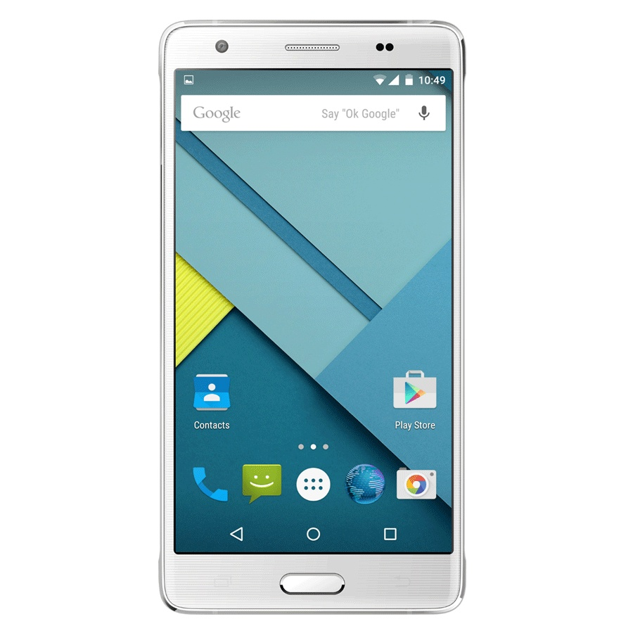 Mlais M4 Note Smartphone 5.5 Inch 4G Android 5.0 64bit MTK6732 1.5GHz 2GB 16GB White