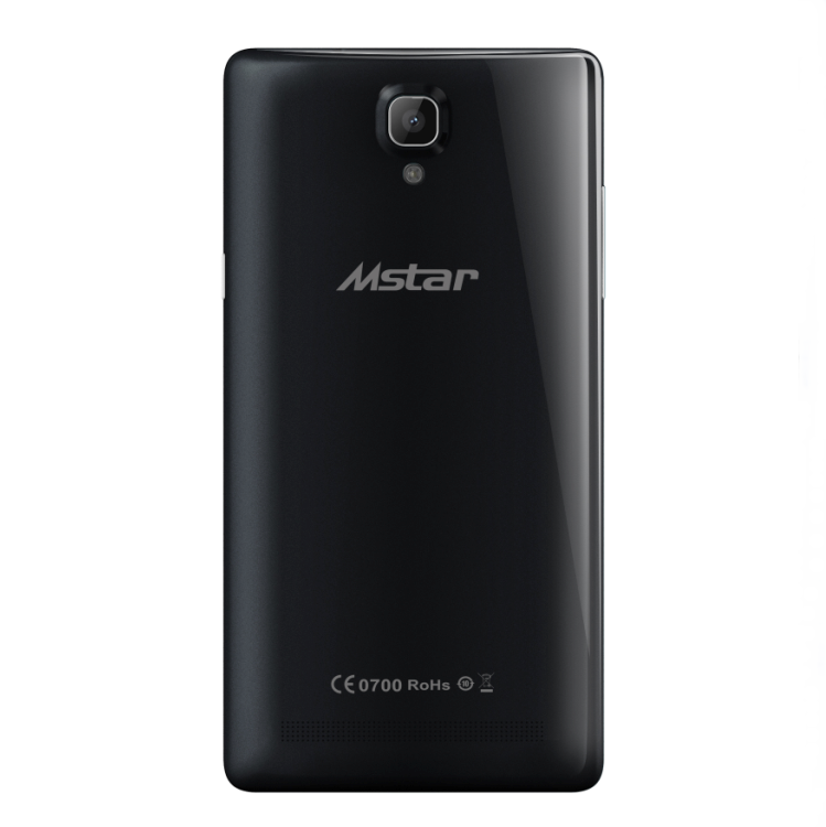 Mstar S100 4G Smartphone Android 5.0 64bit MTK6732 Quad Core 5.5 Inch HD Screen Black