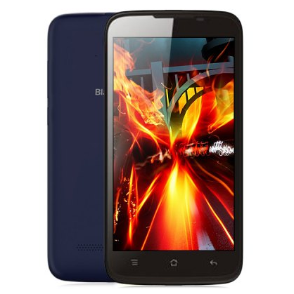 BlackView Zeta V16 Smartphone 5.0 Inch HD MTK6592M Octa Core Android 4.4 1GB 8GB Black