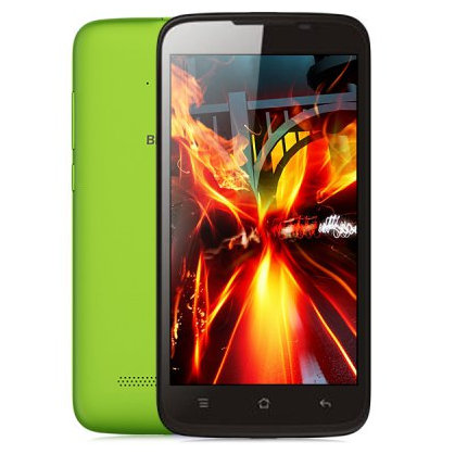 BlackView Zeta V16 Smartphone 5.0 Inch HD MTK6592M Octa Core Android 4.4 1GB 8GB Green