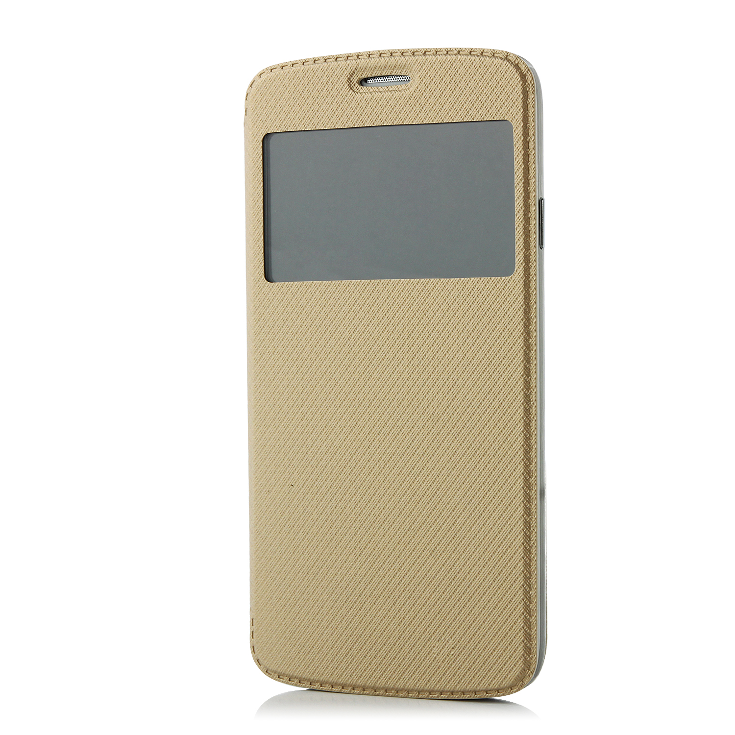 F-G906+ Smartphone Android 4.2 MTK6572W 5.0 Inch 3G GPS Gold