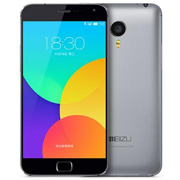 MEIZU MX4 Pro Smartphone 4G 5.5 Inch 2K Gorilla Glass Screen 3GB 16GB Flyme 4.1 Gray