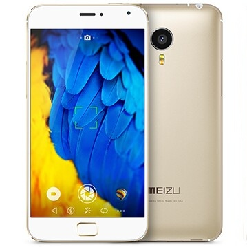 MEIZU MX4 Pro Smartphone 4G 5.5 Inch 2K Gorilla Glass Screen 3GB 16GB Flyme 4.1 Gold