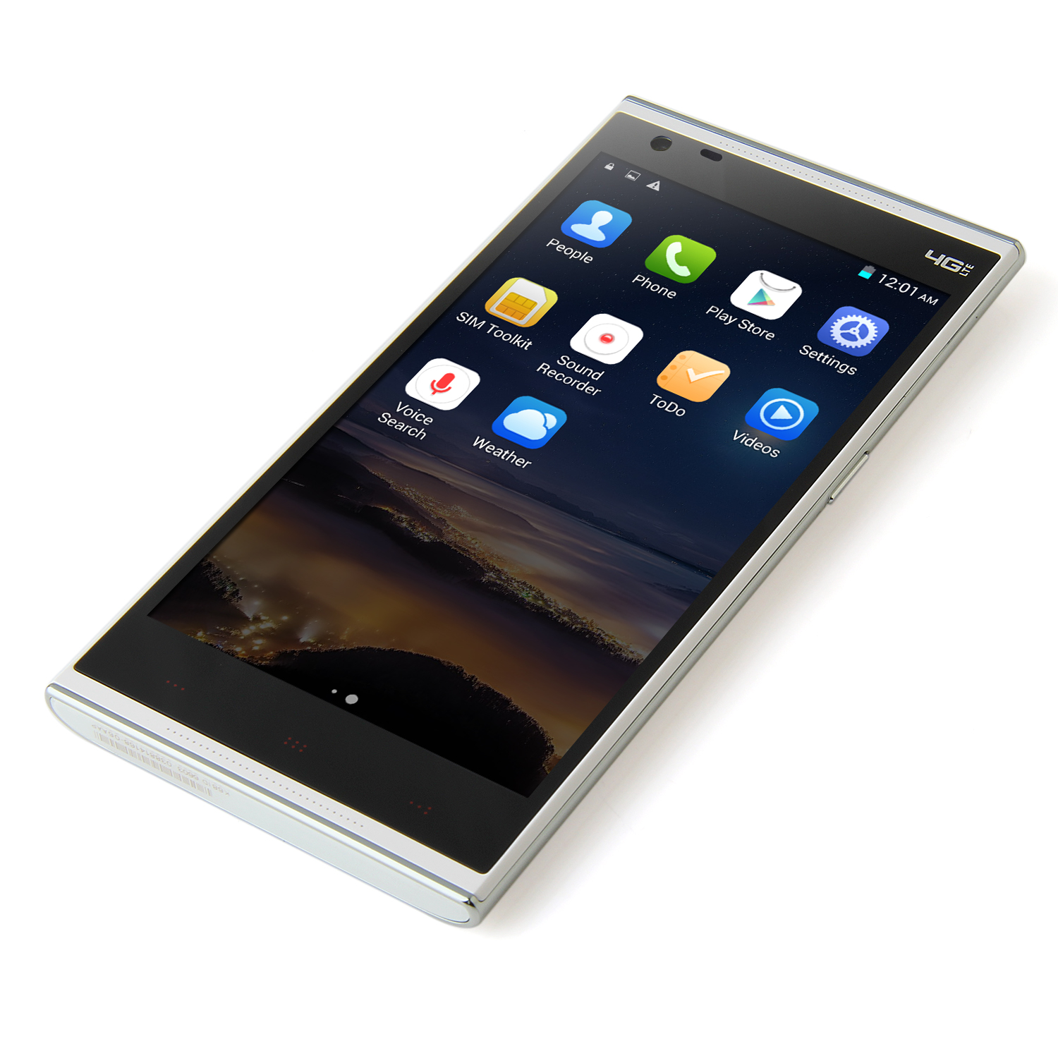 KINGZONE N3 Plus 4G Smartphone 64bit MTK6732 Quad Core 2GB 16GB 5.0 Inch HD Screen