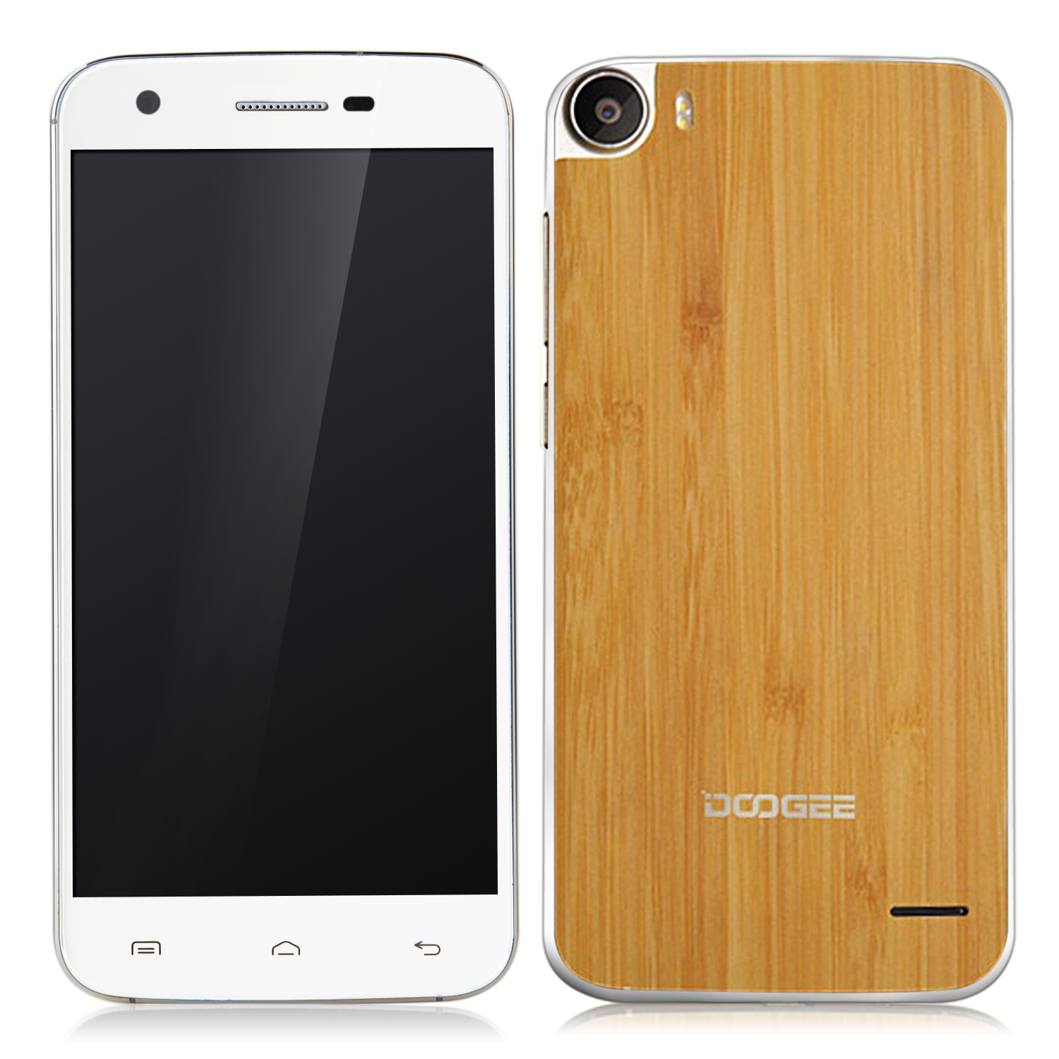 DOOGEE F3 Pro Smartphone Bamboo Shell 3GB 16GB 5.0 Inch FHD Octa Core Android 5.1