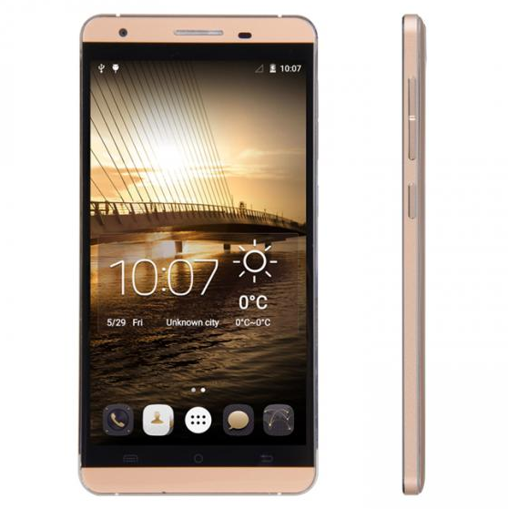 Cubot X15 4G Smartphone 5.5 Inch FHD 64bit MTK6735 Android 5.1 2GB 16GB 16.0MP Gold