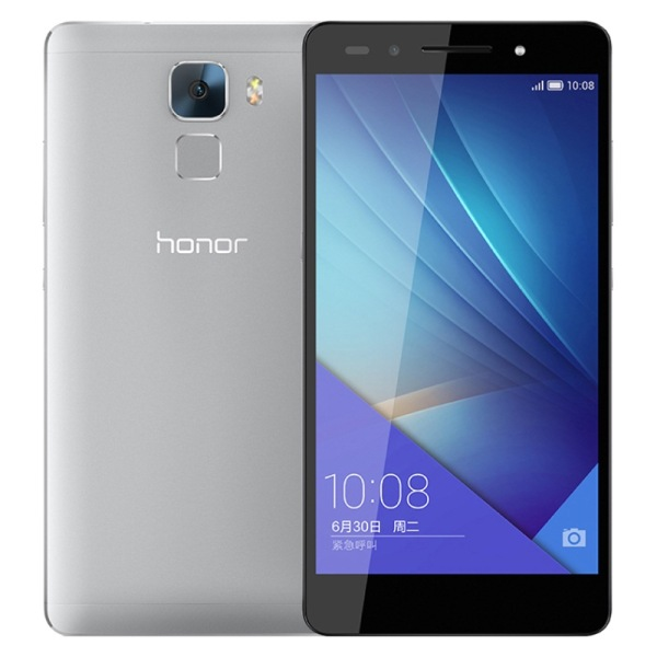 HUAWEI Honor 7 4G Smartphone 3GB 16GB 64bit Octa Core 5.2 Inch FHD 20.0MP Camera Grey