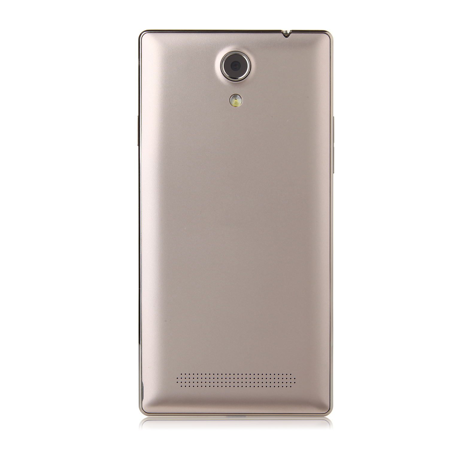 HOTWAV Hero V5 Smartphone Android 4.4 MTK6582 Quad Core Dual Cameras 5.0 Inch Golden