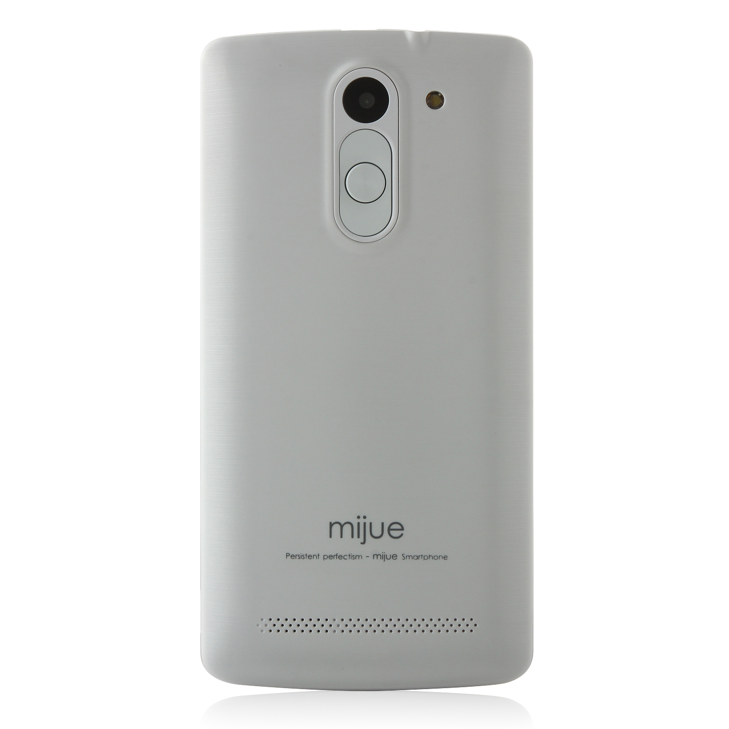 Mijue G3 Smartphone Android 4.4 MTK6572 Dual Core 5.0 Inch Smart Wake Air Gesture White