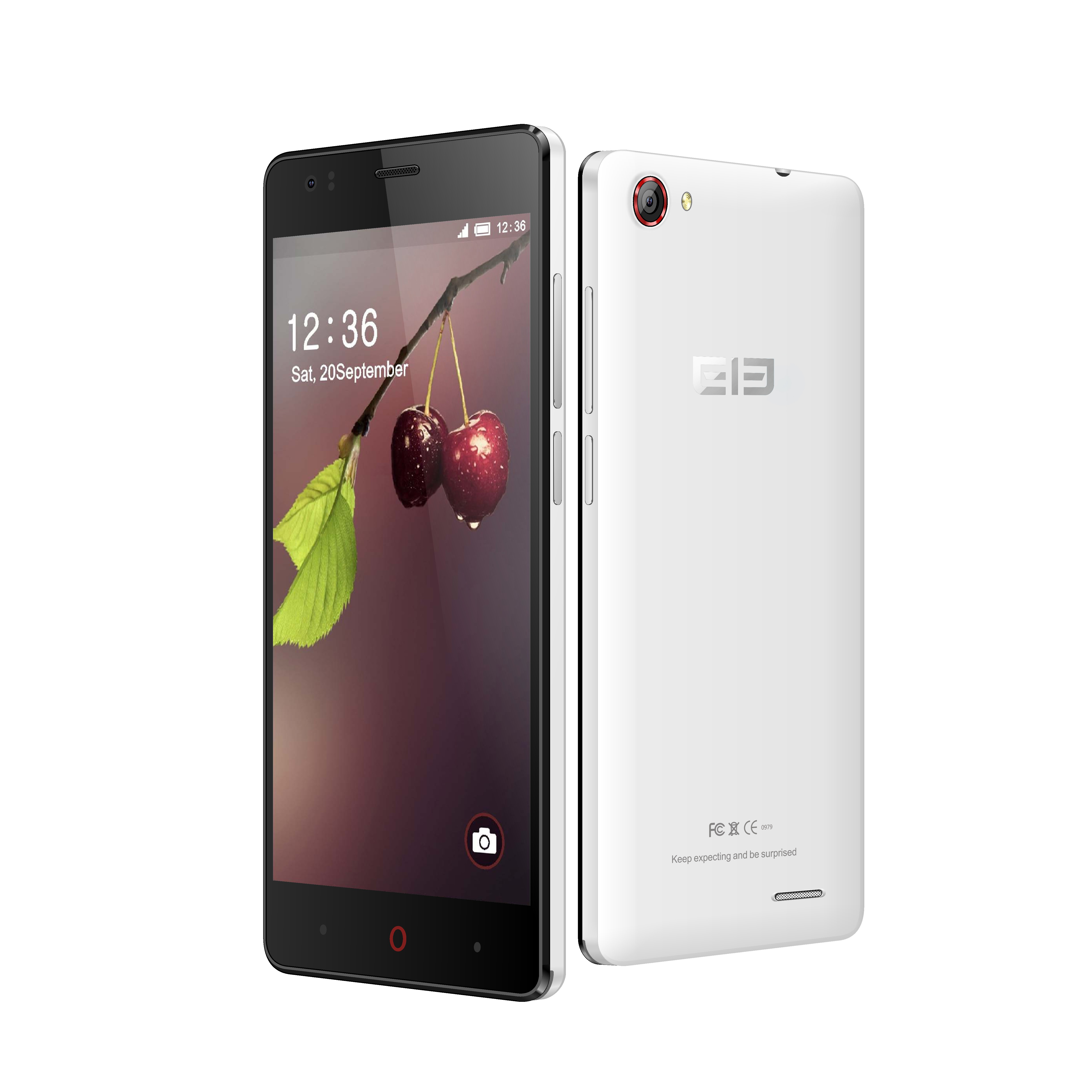 Elephone G1 Smartphone Android 4.4 MTK6582 Quad Core 4GB 4.5 Inch White