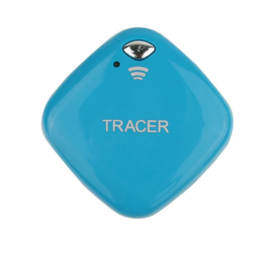 Link-490 Smart Bluetooth Tracer Anti-theft And Anti-loss Alarm Device - Blue