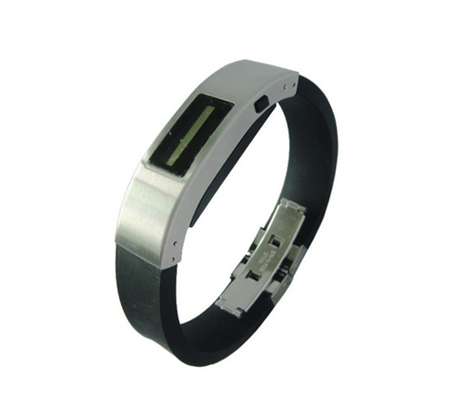 Bluetooth Bracelet BW09-1 Wristband W/LCD Caller ID for Mobile Phone