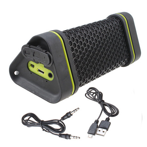 EARSON Waterproof Shockproof Dustproof Wireless Bluetooth Speaker for iPod iPhone