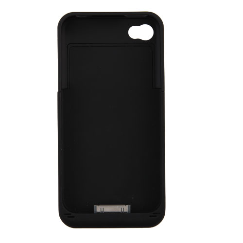 2000mAh Rechargeable External Battery Case for iPhone4/4S