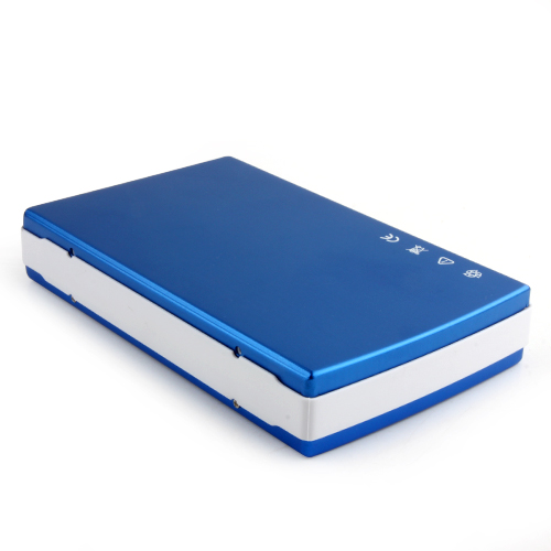 10000mAh Multifunctional Mobile Power Bank for iPhone iPad