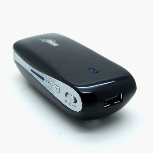 HAME P1 WiFi Wireless Router Hotspot 5200mAh Mobile Power Bank