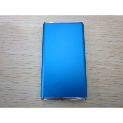 Portable Ultra-thin Mobile Power Bank 4400mAh for Mobile Phone Tablet PC  5 Color