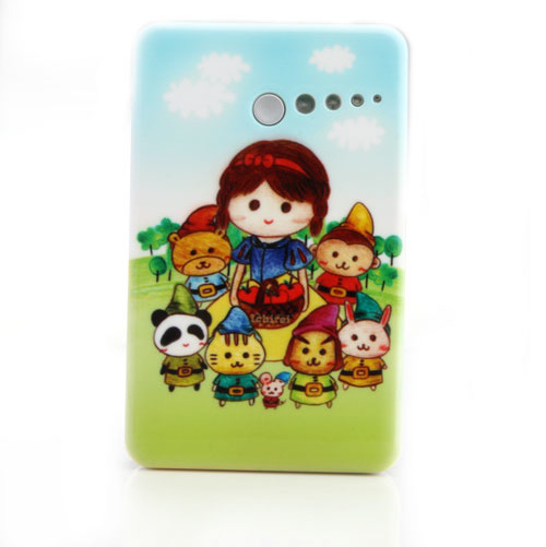 Cute Pattern 5000mAh Power Bank for Mobile Phone