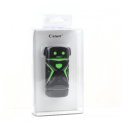 Cager WP11 5600mAh Cute Pattern Design Waterproof Smart Power Bank for Mobile Phone 2 Colors