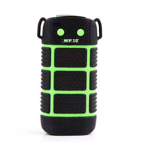 Cager WP10 5600mAh Waterproof Smart Power Bank for Mobile Phone 2 Colors