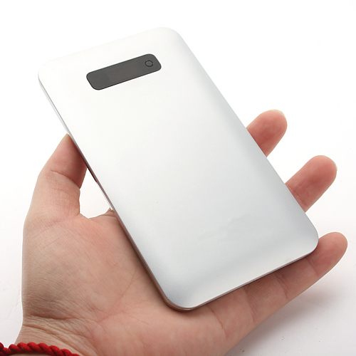 LCD 4500mAh Power Bank for iPhone Mobile Phone  4 Color