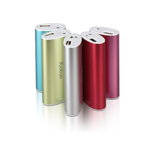 YooBao YB-6012 5200mAh Mobile Power Bank for Mobile Phone