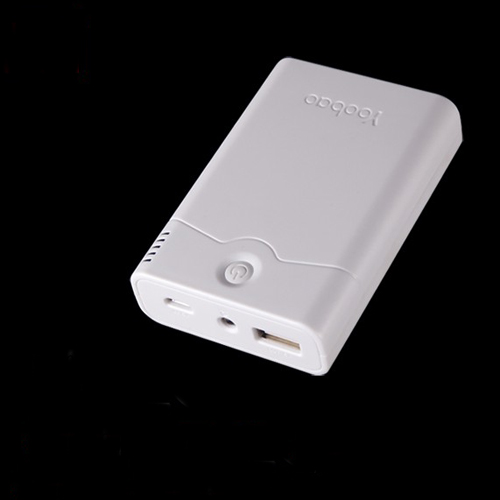 YooBao YB-633 Sunrise 7800mAh Mobile Power Bank for Mobile Phone White
