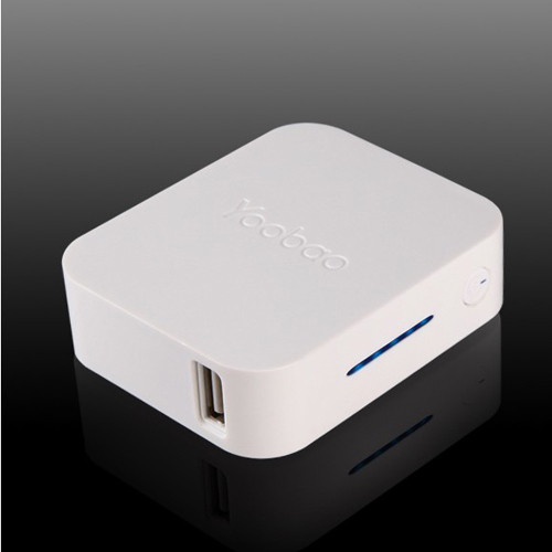 YooBao YB-627 Magic Cube 4400mAh Mobile Power Bank 2-color