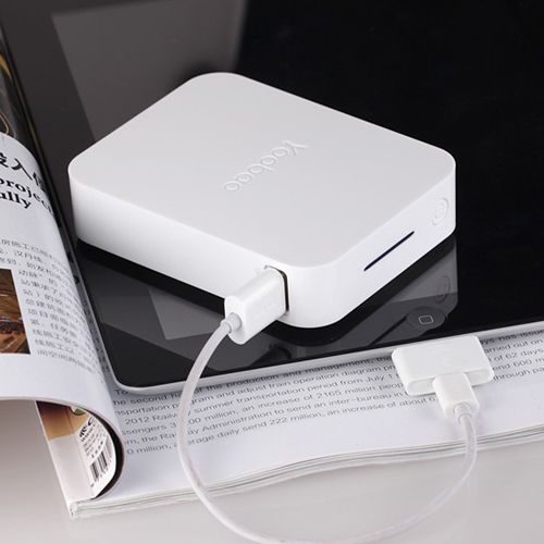 YooBao YB-647 Magic Cube 10400mAh Mobile Power Bank 2-color