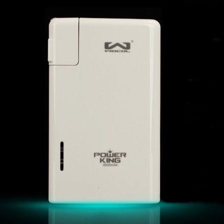Power King TS-D045 9000mAh Power Bank for iPad iPhone iPod Mobile Phone
